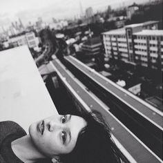 Lydia Graham - stara sesja zdjęciowa