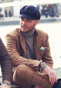 Luca Rubinacci style