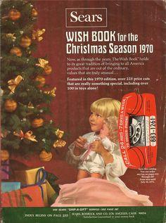 sears 1976 christmas catalog | Vintage Christmas Catalogs - 1970s