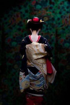 #JAPAN, #geisha #kimono