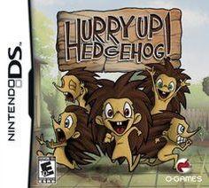 Hurry Up Hedgehog