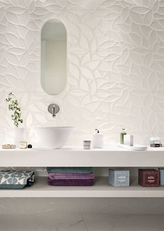Bathroom tiles: ceramic and porcelain stoneware - Marazzi 6685