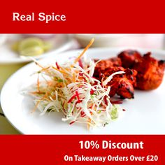 Real Spice offers delicious Indian Food in Sheerness, Rochester Browse takeaway menu and place your order with ChefOnline. Food Online, Food Items, Indian Food Recipes, Opportunity, Spices, Menu, Delivery, Favorite Recipes