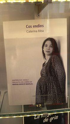 """""""Cos endins, maternitat, desig i malaltia en l'obra de Maria-Mercè Marçal"""" de Caterina Riba. Cubert Comunicació.Edicions."""