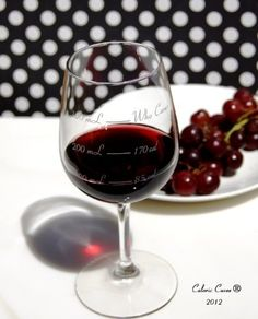 Caloric Cuvee - The Calorie Counting Wine Glass - NOW IN METRIC by National Etching. $19.95. Etching guaranteed to never wear off. Glasses manufactured and etched in U.S.A.. Hand-etched, lead-free, dishwasher-safe. Measures wine in easy 100 mL increments. This glass offers a guideline for people who enjoy drinking wine but would also like to regulate their intake, whether it is for weight loss or general health. Our wine glass offers an easy measurement solution ba...