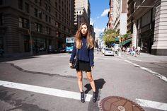new york city photo diary - fashiontoast