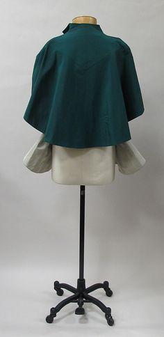 Charles James Evening jacket 1950s