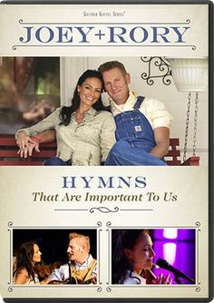Joey+Rory Hymns That Are Important to Us is an all-new, acoustic-driven, live DVD showcases the authenticity and rich vocals of Joey+Rory.