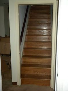 Renovating My Old House: Opening up a staircase with a load bearing wall (T...