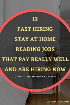 16 Best online proofreading jobs and how to get hired now - Luster Lexicon - - Ready to make a full-time income working part-time hours as a proofreader? Here's the best online proofreading jobs that are legit and hire beginners fast. Work From Home Companies, Online Jobs From Home, Work From Home Opportunities, Online Work, Best Online Jobs, Reading Jobs, Reading At Home, Legit Work From Home, Work From Home Jobs