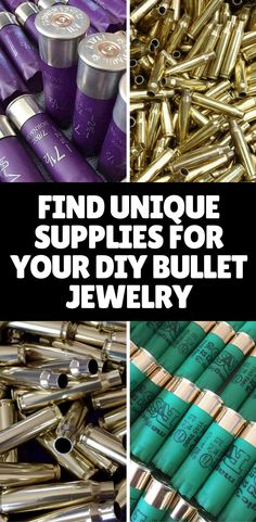 Jewelry Making Shells If you love bullet jewelry or crafting - then you'll love all these hand polished shell casings. Bullet Shell Jewelry, Bullet Casing Jewelry, Bullet Necklace, Shotgun Shell Jewelry, Garnet Necklace, Bullet Casing Crafts, Bullet Crafts, Ammo Crafts, Diy Crafts Jewelry