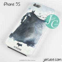 I am The Batman Phone case for iPhone 4/4s/5/5c/5s/6/6 plus