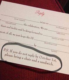 13 wedding notes that will inspire you for true love .- 13 Hochzeitsnotizen, die Sie für wahre Liebe begeistern werden – Wedding – 13 wedding notes that will inspire you for true love – Wedding – # for notes - Wedding Day Meme, Before Wedding, Wedding Humor, Plan Your Wedding, Wedding Tips, Trendy Wedding, Perfect Wedding, Wedding Planning Memes, Wedding Venues