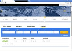 Trading Made Simple Account History, Make It Simple, Berlin, Investing, Marque Page
