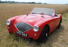 1956 Austin Healey 100-4 BN2 to 'M' specification