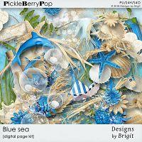 Blue sea page kit