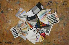 Farbberatung & Konzepte #malerarbeiten #farbigewaende #farbfaecher #lebewunderbar #zuerich Polaroid Film, Painting Contractors