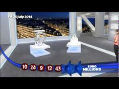 #EuroMillions #Results winning number 25th july 2014) has been published on Lotto Tickets Online | Latest Lotto Draw Results