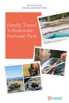 There are so many cool and unique things to see in Yellowstone National Park and it has to be seen to be believed. Read all about it on our blog. #Yellowstone #NationalParks #OldFaithful #Geysers #FamilyRoadTrip #USRoadTrips #FamilyTravel Family Road Trips, Road Trip Usa, Rv Travel, Family Travel, Hiking With Kids, Old Faithful, National Parks Usa, Road Trip Hacks, Great Vacations