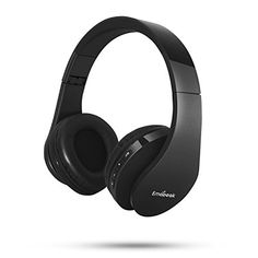Babigo Q2 Wireless Stereo Headsets Bluetooth Over Ear Headphones, Hi-Fi Stereo Headset,Soft Memory-Protein Earmuffs, Foldable, Built-in Microphone and Wired Mode for PC Cell Phones TV (Q201)  https://topcellulardeals.com/product/babigo-q2-wireless-stereo-headsets-bluetooth-over-ear-headphones-hi-fi-stereo-headsetsoft-memory-protein-earmuffs-foldable-built-in-microphone-and-wired-mode-for-pc-cell-phones-tv-q201/  HI-FI STEREO SOUND and STRONG BASS: Enjoy perfect realistic huma