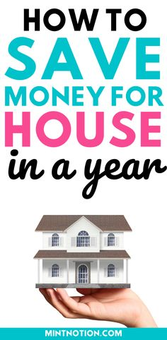 How to save money for a house. Follow these easy tips to help you save up for a down payment on a home. House to save money for a house in a year. Biweekly. Budget tips to save for a new home. Save For House, Life On A Budget, Debt Free Living, Paying Off Student Loans, Home Buying Tips, Down Payment, Create A Budget, Frugal Living Tips, Love Your Life