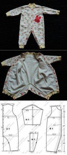 Amazing Sewing Patterns Clone Your Clothes Ideas. Enchanting Sewing Patterns Clone Your Clothes Ideas. Baby Dress Patterns, Baby Clothes Patterns, Clothing Patterns, Crochet Patterns, Baby Girl Fashion, Fashion Kids, Sewing Clothes, Diy Clothes, Romper Pattern