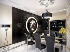 Marilyn Monroe dining room