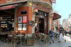Afbeeldingsresultaat voor Au Laboureur - Brussel