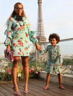 Peut-on habiller son enfant en mini-moi ? - Madame Figaro