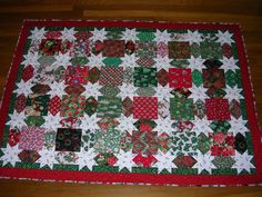 pattern to use for boys Christmas quilts??