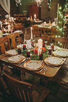 Winter Wedding Decor | Brides.com