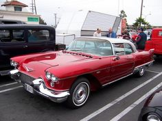 1958 Cadillac Brougham ★。☆。JpM ENTERTAINMENT ☆。★。