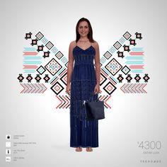 Traje de moda hecho por Keyling usando ropa de Saks Fifth Avenue OFF 5TH, Joy The Store, Call It Spring, Jackie Smith. Estilo hecho en Trendage