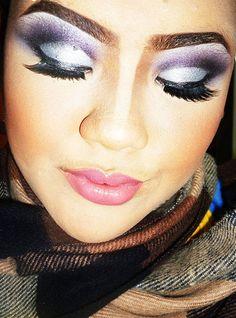 <3 nicki minaj eye makeup