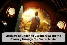 The Character Evolution Files, No. 13: Answers to Lingering Questions About the Journey Through the Character Arc / Sara Letourneau's Official Website & Blog