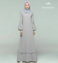 MANDJHA IVAN GUNAWAN: ELIF MANDJHA IVAN GUNAWAN Muslim Women Fashion, Modern Hijab Fashion, Abaya Fashion, Hijab Style Dress, Hijab Chic, Dress Outfits, Muslim Long Dress, Hijab Evening Dress, Moslem Fashion