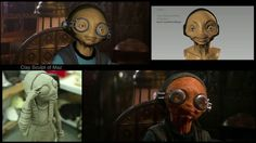 Star Wars: The Force Awakes Vfx BreakdownComputer Graphics & Digital Art Community for Artist: Job, Tutorial, Art, Concept Art, Portfolio