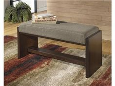 Signature Design Large UPH Dining Room Bench D641 00 At Spaces Limited