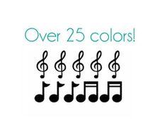 Anchors Nail Decals Vinyl Custom choice of color by beyondthenail