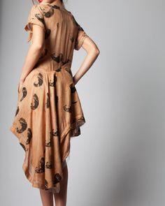 shape! nostalgia dress on etsy