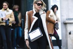 Streetstyle на Неделе моды в Париже. Часть 4 | Мода | STREETSTYLE | VOGUE