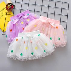 BibiCola baby girls summer tutu skirt toddler princess fashion lace skirt for girls newborn baby clothes infant summer - Lumi-Online Baby Girl Princess, Princess Tutu, Princess Style, Princess Fashion, Dance Outfits, Kids Outfits, Tutu Rock, Baby Skirt, Skirts For Kids