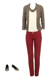 WetSeal.com Runway Outfit:  Date Night by Allimix. Outfit Price $65.98