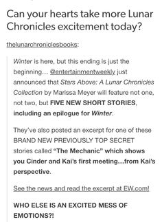 *EXCITED BREATHING* AN EPILOGUE FOR WINTER!!