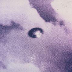 UFO Photo taken in mid 1950s.