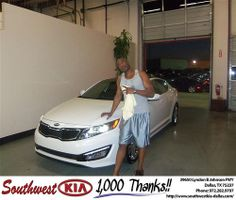 Happy Birthday to Jacob Williams from James Little and everyone at Southwest Kia Dallas! #BDay