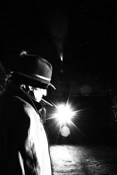 Spill Light  | Noir Inspiration
