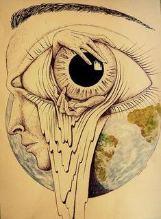 Title:Global Vision of the Situation  Artist:Paulo Zerbato  Medium:Digital Art…