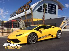 Living the dream with some of the world's fastest cars at #SPEEDVEGAS