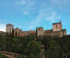 Cualquier momento es bueno para disfrutar de un paseo por Granada y Albaicín: Juan Carlos Gómez en Instagram (jcgomvar)